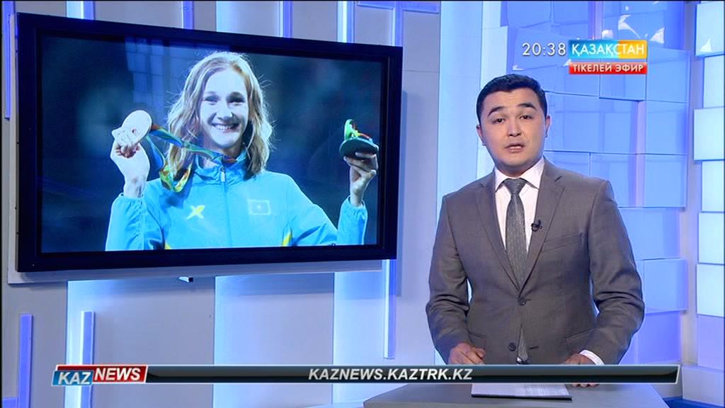 Ольга Рыпакова 2008 жылы Бейжіңде өткен Олимпиада ойындарының күміс жүлдесіне ие болды (ВИДЕО)