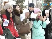 Эстафета огня в Восточно-Казахстанской области