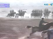 «Көкпар». Ұлттық ойын (27.01.2017)