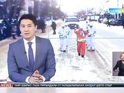 Универсиада – 2017 алауы  Қызылжарда