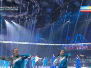 Универсиаданың ашылу салтанаты: Қазақ эстрадасының жұлдыздары өнер көрсетті (ВИДЕО)