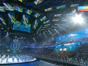 Халықаралық студенттер спорты қауымдастығының Президенті Олег Матыцин: Алға, Қазақстан! Алға, Алматы!
