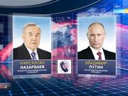 Нұрсұлтан Назарбаев: Сирия дағдарысын реттеу тек бейбіт жолмен жүргізілуі тиіс