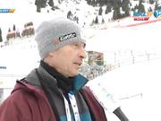 Главный тренер РК по сноуборду Леонид Димаков: Я доволен сегодняшним выступлением наших спортсменов