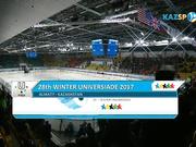 Универсиада-2017. Хоккей. Қазақстан - Ұлыбритания (Қыздар)