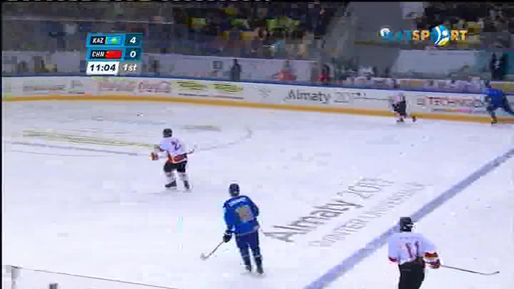Универсиада-2017. Хоккей. Қазақстан - Қытай (Ерлер)