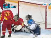 Универсиада-2017. Хоккей. Қытай - Қазақстан: Малика Алдабергенованың голы - 2:1