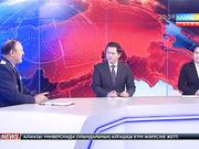 Студия қонағы - Бас прокурордың аса маңызды істер жөніндегі бас көмекшісі Қабылсаят Әбішев