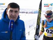 Лыжница Анна Стоян: Рада, что принесла бронзовую медаль в копилку Казахстана