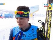 Лыжник Иван Люфт: Посвящаю эту победу своим тренерам