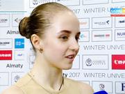 Жансая Адыханова мен Вероника Шевелева: Жанкүйерлердің қолдауын сезіндік