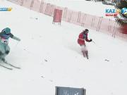 Универсиада-2017. Фристайлшы Юлия Галышева жұптық могулда алтын жүлдеге ие болды