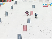 Универсиада-2017. Жұптық могулда Павел Колмаков қола иеленді