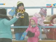 Универсиада-2017. Екатерина Айдованы қола медальмен марапаттау рәсімі