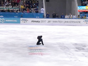 Денис Тен - Қысқы Универсиада чемпионы