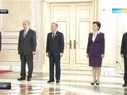 Мемлекет басшысы осы аптада саяси мемлекеттік қызметкерлердің ант беру рәсіміне қатысты