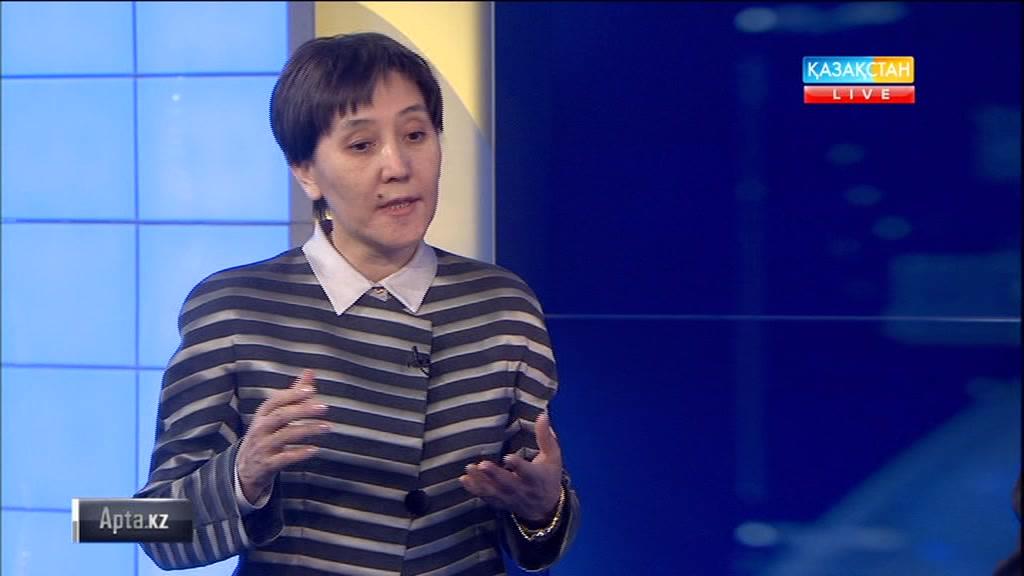 Студия қонағы – ҚР Еңбек және халықты әлеуметтік қорғау министрі Тамара Дүйсенова