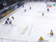 Универсиада -2017. Хоккей. Қазақстан - Швеция 4:0