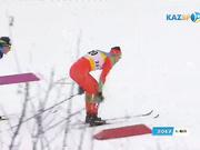 «Гость Универсиады». Анна Стоян, Иван Люфт