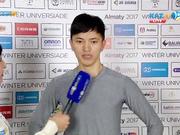 Абзал Әжғалиев: Жанкүйерлерге қолдау көрсеткендері үшін алғысымды білдіремін
