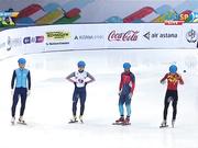 Универсиада - 2017. Шорт-трек. 500 м (қыздар, ерлер)