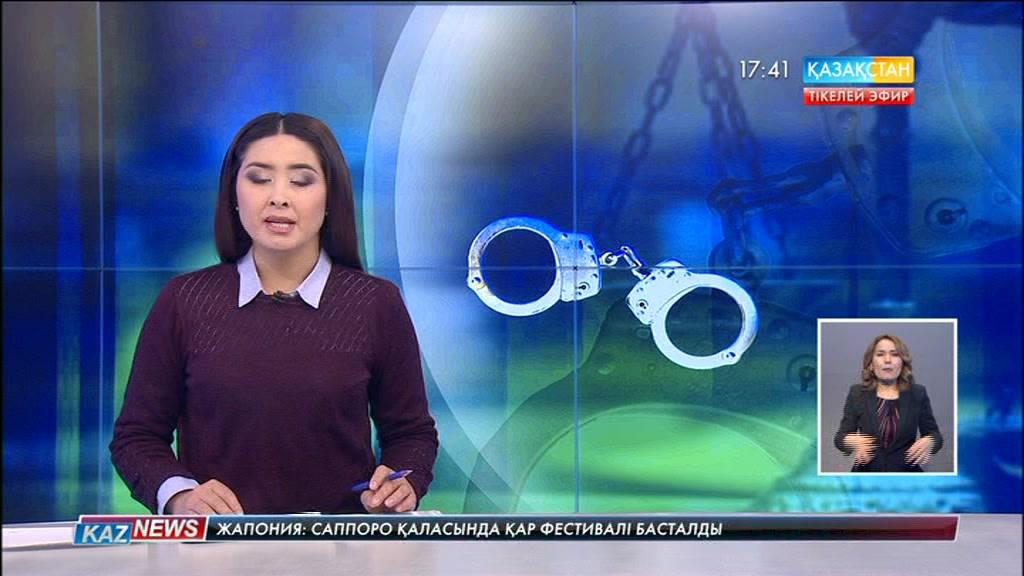 Жамбыл облысында жол торыған қарақшылар құрықталды