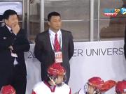 Универсиада -2017. Хоккей (қыздар). Қытай - АҚШ 0:3