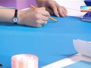 Бөлмені безендіруге арналған декоративті бұйымдарды қолдан жасап үйренеміз