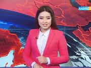 «KazNews»-тің қорытынды жаңалықтарында:  Қарағандыда құрылысы он жыл бұрын басталған мектеп бар