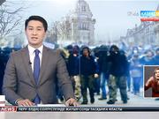 Парижде тәртіпсіздік кезінде 10 шақты адам тұтқындалды