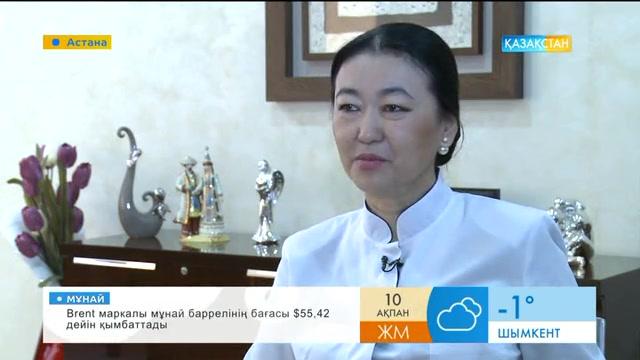 Салтанат Байқошқарова: Ең алғаш ақ халат кигенде адамға керек мамандық иесі болғаныма қуандым