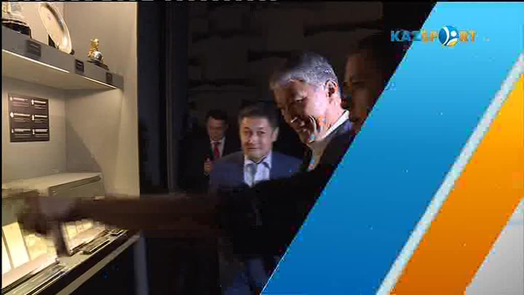 Қайрат Боранбаев УЕФА Атқарушы комитетінің үміткерлер тізімінде
