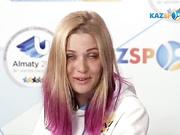 «Гость Универсиады». Анна Шевченко