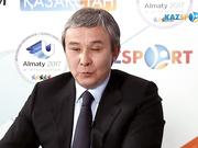 «Гость Универсиады». Сакен Мусайбеков