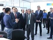 Бақытжан Сағынтаев Назарбаев Университетіне барып, Жолдауға қатысты жиын өткізді