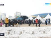 Универсиада кезінде жер-жаһаннан 200-ден аса журналист Алматыдан арнайы хабар таратты
