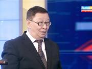 Студия қонағы - заң ғылымдарының докторы, профессор Төлеш Қаудыров