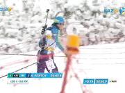 Универсиада - 2017. Биатлон. Аралас эстафета. 2,6 шақырым (Қыздар), 2,7 шақырым (Ерлер)