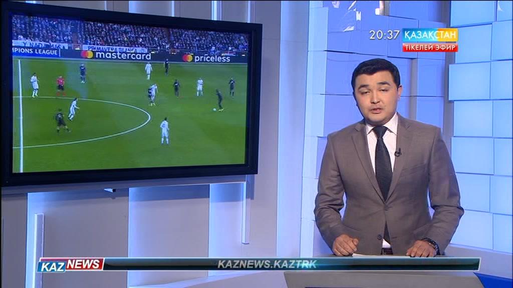 Чемпиондар лигасы. «Реал» - «Наполи» 3:1