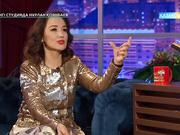 Тележүргізуші Ләйлә Сұлтанқызы өзінің дизайнерлік киімдерін шығара бастады