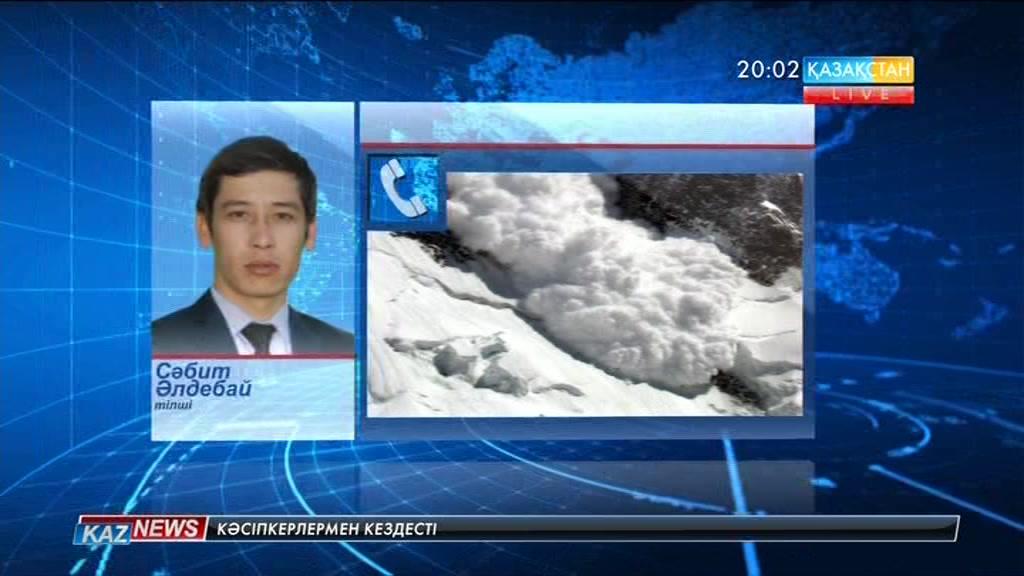 Жамбыл облысында әскери жаттығу кезінде қар көшкіні жүріп, 7 адам қаза тапты