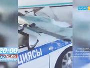 «KazNews»-тің қорытынды жаңалықтарында: Оқушылар өміріне араша түскен полицейлер наградаға ұсынылмақ