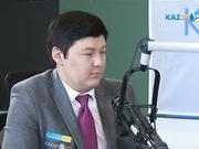 «Каzsport» «Қазақ радиосында». Бағдарлама қонағы -  Қайрат Нұрдәулетов