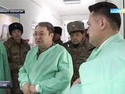 Қар көшкіні салдарынан қаза тапқан әскерилердің отбасына өтемақы беріледі