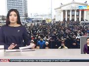 Беларусьта салыққа қарсы шеру өтті