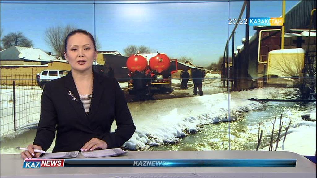 Оңтүстік Қазақстан облысында нөсер салдарынан 67 үйдің ауласын су басып қалды