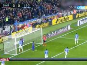 Испания чемпионаты. «Барселона» – «Леганес» 2:1